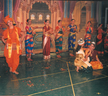 Bharatanatyam Dance Classes in Pune